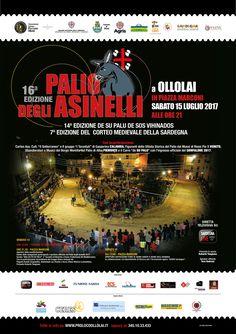 Italia Medievale: Palio degli Asinelli di Ollolai (NU)