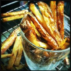 Bethany Frankel's guilt free fries