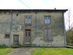 Vieille maison à Narféfontaine Moselle