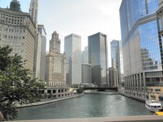 River Walk in Chicago!