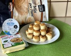 Sajtos pogácsa Nutri-free mix per pane lisztből Gluten, Breakfast, Blog, Free, Morning Coffee, Blogging