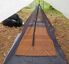 Ultralight Backpacking Tarp and Bug Bivy