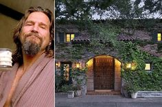Jeff Bridges Lists California Compound for $29.5 Million. Jeff Bridges is no stranger to Hollywood, and the man who gave us the cult-classic The Big Lebowski is selling his Montecito, California villa. The 9,535-square-foot compound, which is listed for a whopping $29.5 million, stretches over 19.5 acres with views of nearby mountains and the Pacific coast.