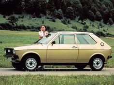 Audi 50 LS (1975)