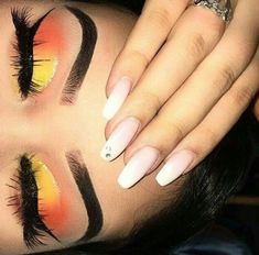 Eye Makeup Tips.Smokey Eye Makeup Tips - For a Catchy and Impressive Look Makeup On Fleek, Flawless Makeup, Cute Makeup, Glam Makeup, Gorgeous Makeup, Pretty Makeup, Skin Makeup, Makeup Inspo, Eyeshadow Makeup