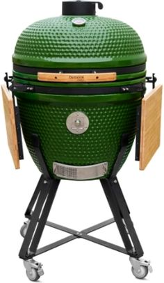 Kamado Grill XL 60 Groen 122x134x81cm | Vergelijkprijs.nl Charcoal Grill, Grilling, Xl, Barbecue, Outdoor Decor, Home Decor, Products, Charcoal Bbq Grill, Decoration Home