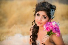 1000 Images About Quinceanera Hair On Pinterest