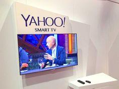 Yahoo a încheiat un parteneriat cu Samsung prin care speră să restructureze televiziunea