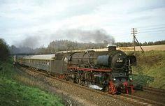 "F-Züge: F2 ""Hanseat"" Hamburg-Altona (ab 17:14 Uhr) – Osnabrück (- Köln) mit 01 1060 (1967)"