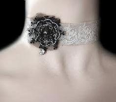 lace jewelry - Google Search