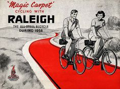 Raleigh #bicycle ad