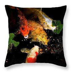 """Our throw pillows are made from 100% spun polyester poplin fabric and add a stylish statement to any room. Pillows are available in sizes from 14"""" x 14"""" up to 26"""" x 26"""". Each pillow is printed on both sides (same image) and includes a concealed zipper and removable insert (if selected) for easy cleaning."""