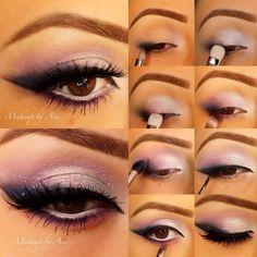 15 Glitter Makeup Ideas