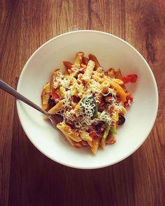Comfort food. #pasta #homefood #yumyum