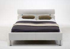 polsterbett 120 x 200 cm kunstleder weiss woody 28 00514 modern jetzt bestellen unter httpsmoebelladendirektdeschlafzimmerbettenpolsterbettenuid - Schlafzimmer Mobel Modern Weis