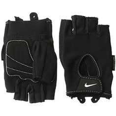 Nike Womens Fundamental Fitness Training Gloves *** More info could be found at the image url. (This is an affiliate link) #ExerciseFitnessAccessories