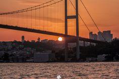 Bosfor Bridge/ Istanbul/Turkey by Amar telai - Photo 157905193 - 500px
