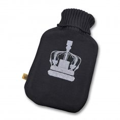 Crown of India hot water bottle