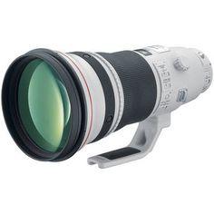Canon EF 400mm f/2.8L IS II USM Lens 4412B002 B&H Photo Video