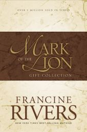 """MARK OF THE LION BOX SET 3-1. """"This classic series has inspired nearly two million readers. Both loyal fans and new readers will want the latest edition of this beloved series. Books in this latest edition include a foreword from the publisher, a preface from Francine Rivers, and discussion questions suitable for personal and group use. available from CUM Books."""