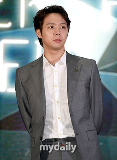 Park Yoochun at 2014 JYJ Membership Week Opening Ceremony 140731