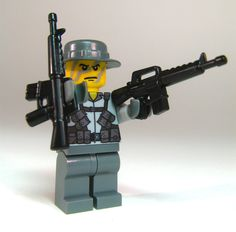 #Lego #weapons
