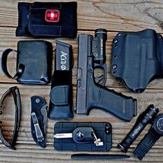 An awesome EDC layout.