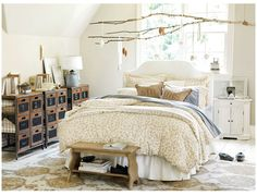 Ballard Designs | Piccola Bedroom
