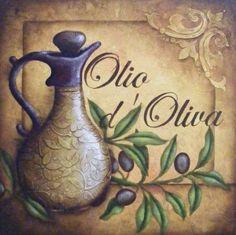 Olio d'Oliva ( Olive Oil)