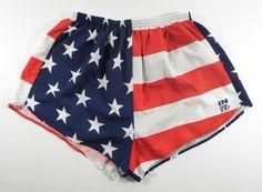Vintage 80s Mens American Flag Lined Shorts In Sport Swim Gym Running Silky Large USA Stars Stripes by TraSheeWomen on Etsy #mensshorts #shortshorts #bootyshorts #vintageshorts #redwhiteandblue #americanflag #starsandstripes #80s #swimshorts #runningshorts #mensclothing #mensclothes
