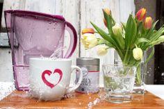 DAS OPTIMALE TEEWASSER UND EIN WASSER ZUM TEE  Heute ist Weltwassertag – der beste Zeitpunkt also um alles rund um den Hauptbestandteil von Tee zu klären.