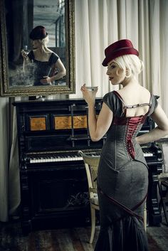 steampunk-girls: SteamPunk girls and Cosplay