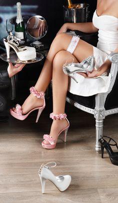 Wedding shoes - Νυφικά Παπούτσια - Παπούτσια Γάμου