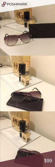Gucci sunglasses Unique design Gucci Accessories Sunglasses