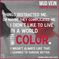 Book Review — Mud Vein by Tarryn Fisher