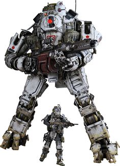 Atlas - Titanfall Collectible Figure