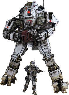 Atlas - Titanfall Collectible Figure