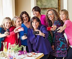 Ina Garten and Food bloggers