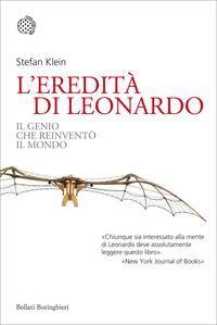 «Ciò che rende attraente Leonardo da Vinci ai nostri occhi è la capacità di studiare ogni fenomeno senza conoscenze di base, affidandosi all'osservazione e alla sperimentazione scientifica» M. Crapanzano
