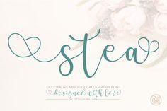 Stea Font | dafont.com