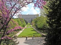 Jardines del Campo del Moro, Madrid