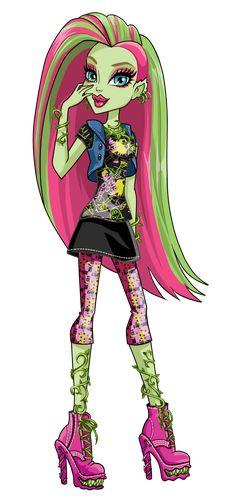 Venus McFlytrap HQ by Flooks on DeviantArt Monster High Art, Monster High Characters, Monster High Dolls, Desenhos Halloween, Personajes Monster High, Art Prompts, Deviantart, Cute Wallpapers, Fan Art