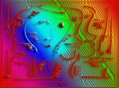 FIGURATO QUANTICO - Specchio quantico non localizzato