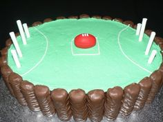 Tasty food, cakes and snacks for your AFL Grand Final footy party Tasty food, cakes and snacks for your AFL Grand Final footy party The post Tasty food, cakes and snacks for your AFL Grand Final footy party appeared first on Pink Unicorn. Cake Football, Yummy Snacks, Yummy Food, Sports Birthday, Birthday Fun, Birthday Ideas, Birthday Parties, Pear Cake, Sport Cakes
