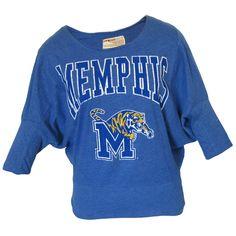 Women's Memphis Tigers Dolman Top