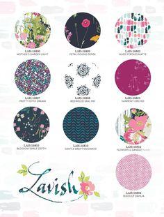 Lavish by Katarina Roccella by Art Gallery Fabrics - issuu