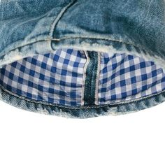 gingham, when you need to roll them up