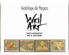 Catalogo de mapas - Disponible en Weil Art