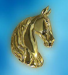 Saddlebred Horse Head