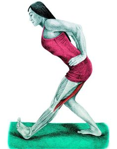 So what kind of muscles do you stretch when you do yoga? Look at these stretching exercises with pictures do find out - Vicky Tomin is a Yoga exercise